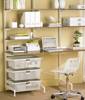 elfa® Freestanding (основа конструкции, если крепление к стене невозможно)