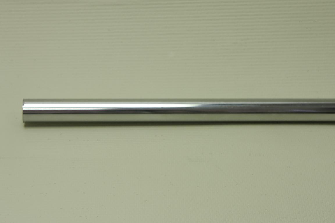 Штанга для вешалок 480 мм, никель