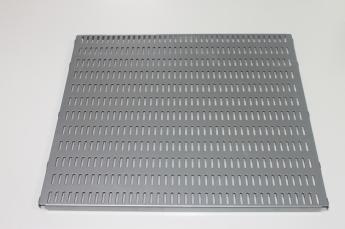 Перфорированная панель 45 x 38 см, платина