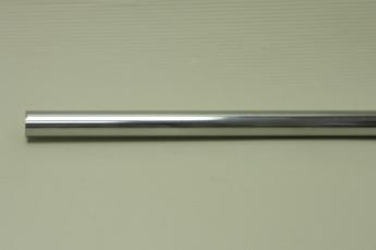 Штанга для вешалок 635 мм, никель